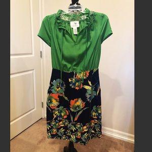 "Anthropologie ""Tabitha"" spring/summer Dress"